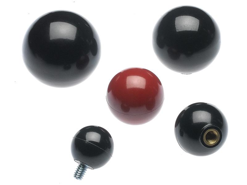 insert-molded_plastic_ball_knobs