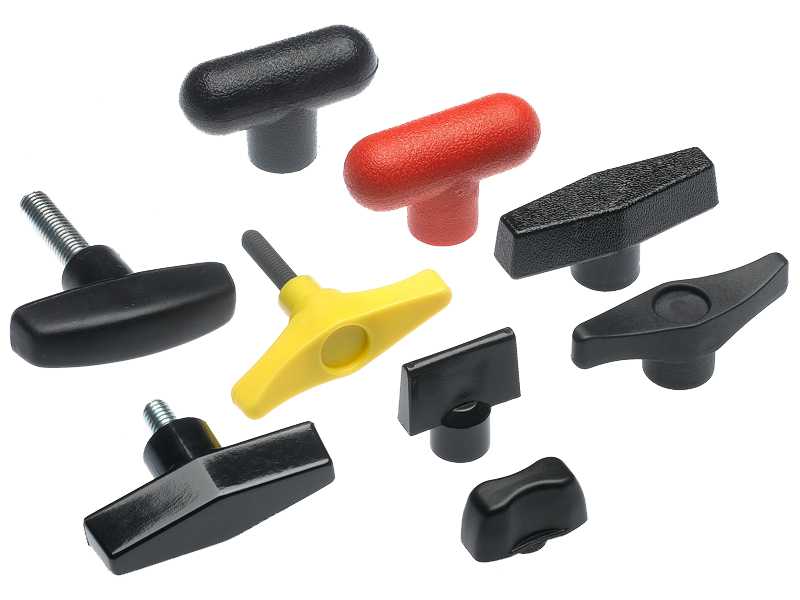 Custom-molding-for-valve-control